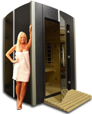 handicap, home fitness far infrared sauna, sauna